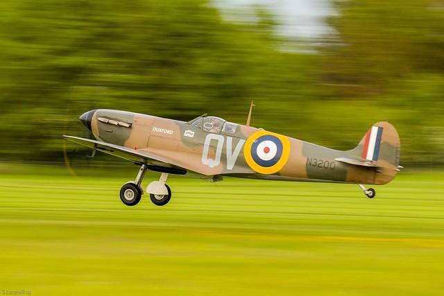 Supermarine Spitfire Mk-1a