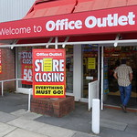 Preston Office Outlet IS closing