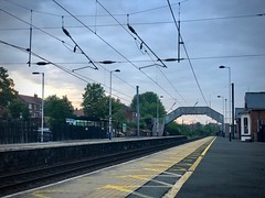 Chester-le-Street rail station