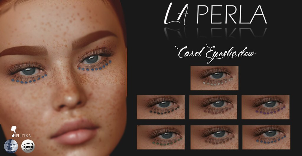 {LP}- Carol Eyeshadow