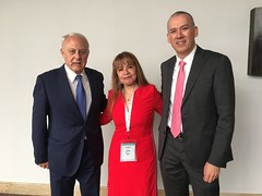 Hepatitis C Speaker Forum, Dr Diago, Dra Moreno, Dr Castillo