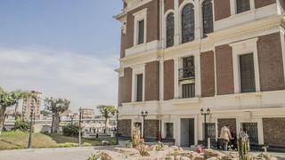 Aisha Fahmy palace or Al-Gazira Centre of Arts   by Kodak Agfa