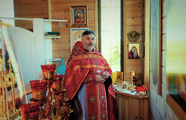18 мая 2019 г. Престольный праздник храма святой великомученицы Ирины в Ириновке