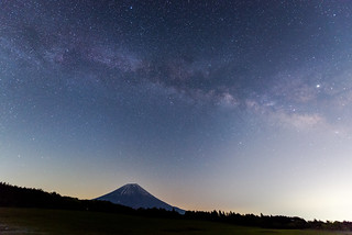 Asagiri Arena under the Starry Sky