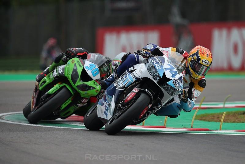 World Supersport race
