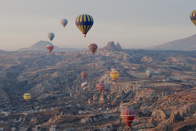 Göreme, Cappadocia (Kapadokya, Turkey) 736