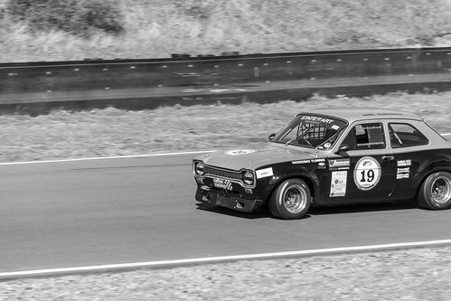 Old Ford Escort