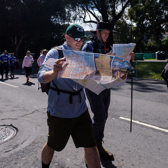 Bay To Breakers 2019: the chunks was unenchanted