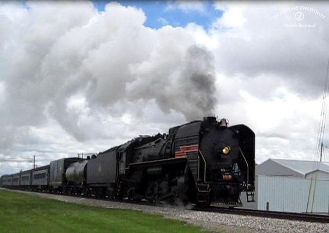 Steam Engine Train Ride (1)