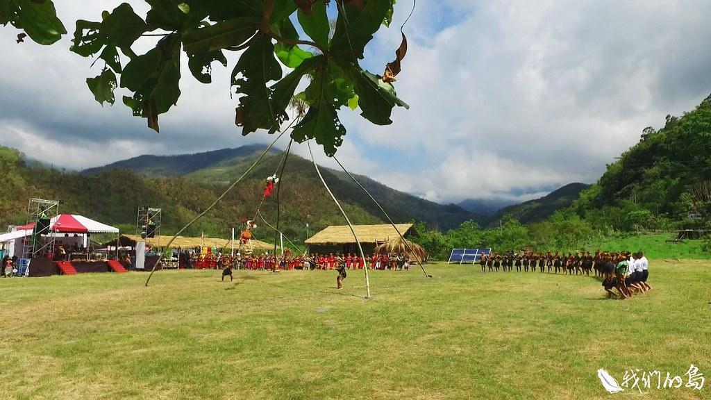 連續三年的小米祭,部落都與環保團體合作,同時舉辦綠能工作坊。