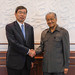 ADB President meets Prime Minister of Malaysia, reaffirms support