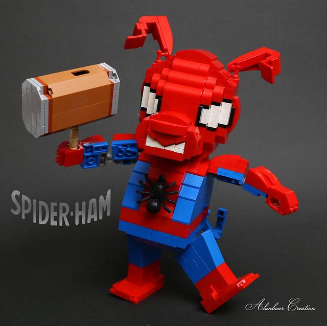 LEGO Spider-Ham