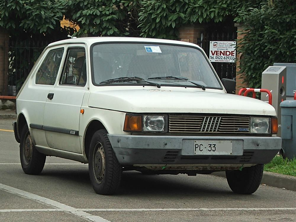 Fiat 127 1050 - 1987