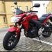 Honda CB 500 F  2013