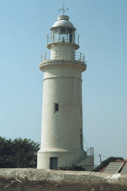 Lighthouse, Paphos