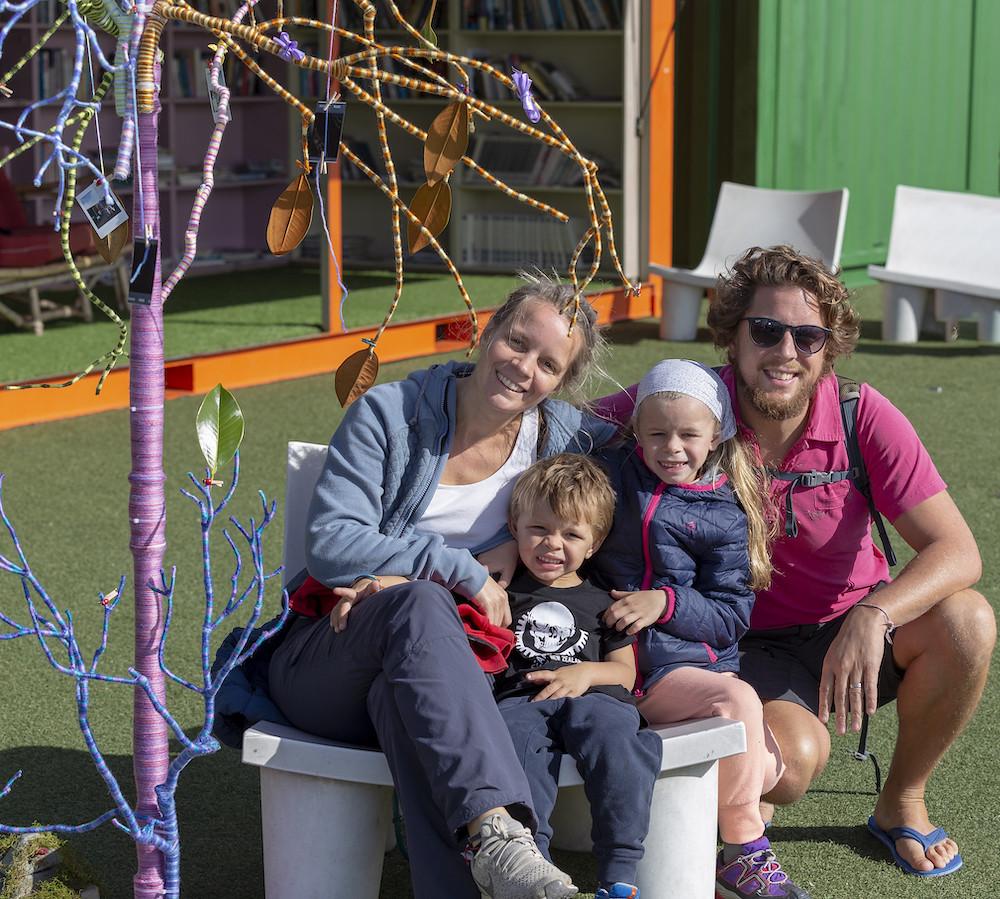 Family Tree-Papaya Stories International Day of Families Panuku France