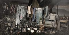 #Deco.  「 Genevieve's Laundry 」