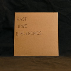 East Drive Electronics CD-R Collection