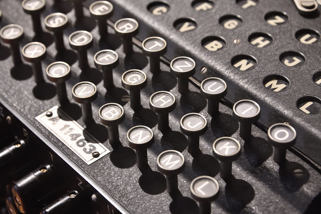 Enigma Machine, Jersey