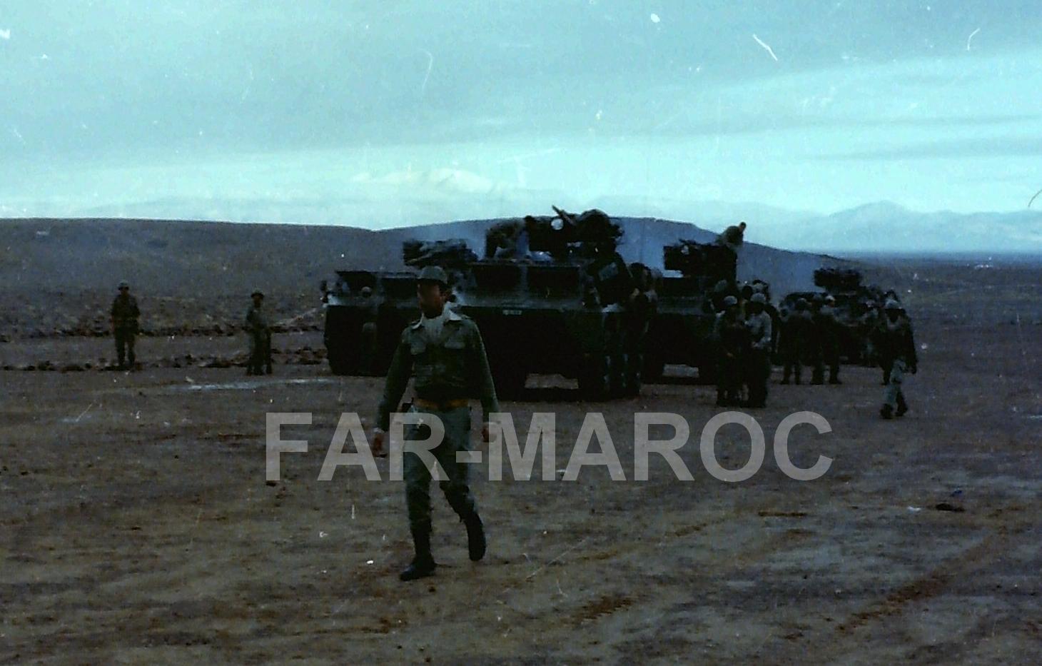 Renault VAB VTT et VCI des Forces Armées Royales 47836978081_0643d3758b_o