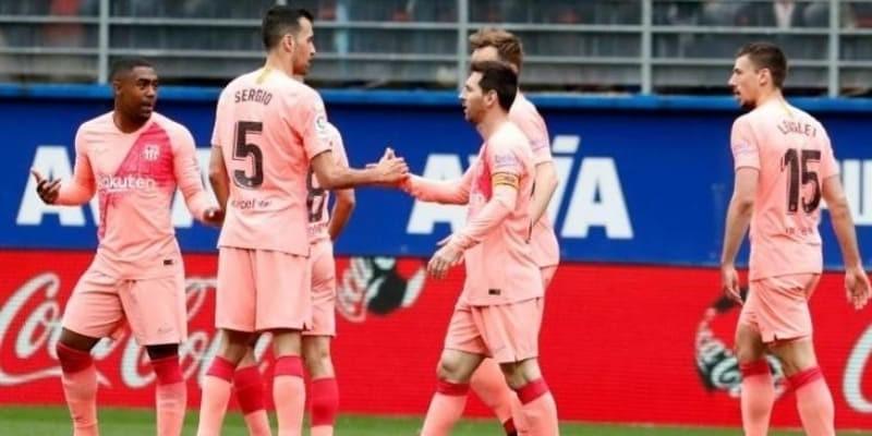 Final Copa Del Rey 2019, Barcelona Tanpa Empat Pemain Kunci