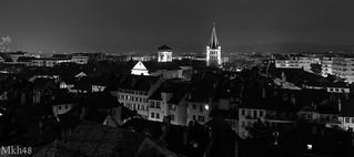 Sur les toits - vieille ville Annecy
