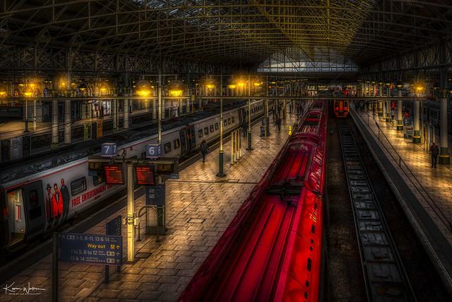 London Virgin Trains