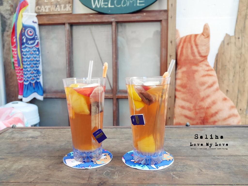 新北瑞芳一日遊景點猴硐Empress Gallery Catwalk 219有貓咪咖啡館下午茶 (4)