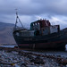 Corpach fishing boat