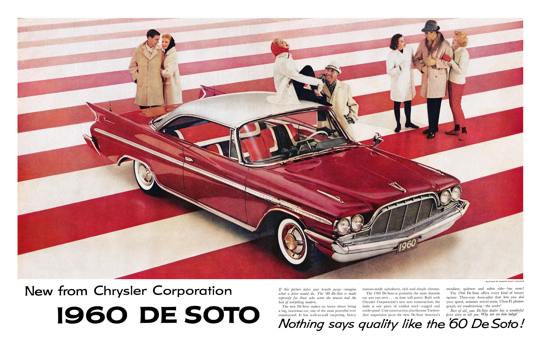 1960 De Soto Adventurer - published 1959