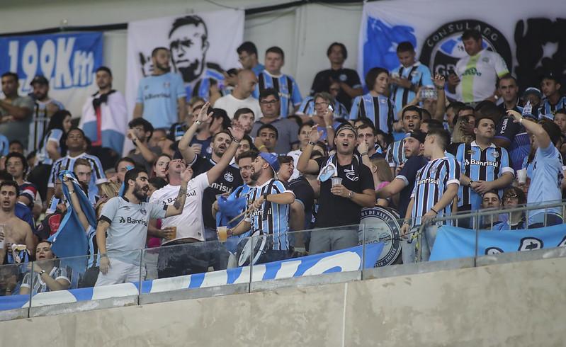 Ceará X Grêmio - 19/05