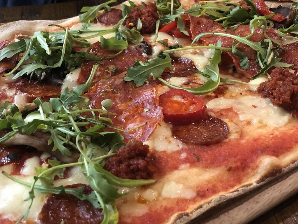 Zizzi Sheffield - Pizza love