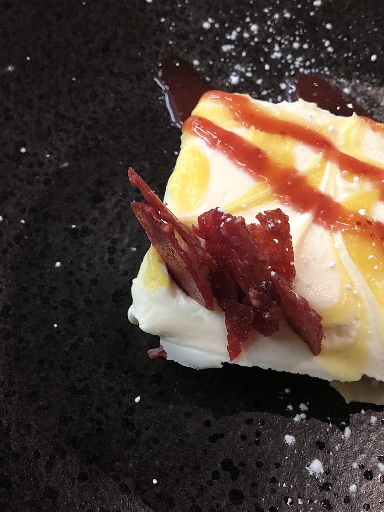 Zizzi Sheffield - Cheesecake