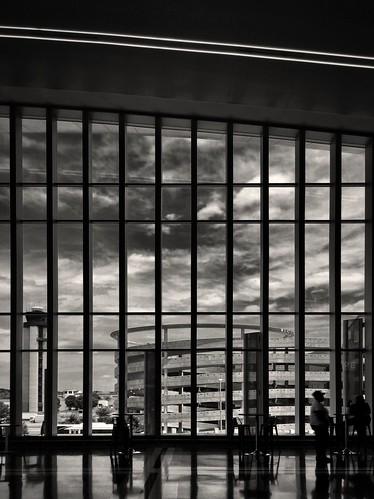 Window Space at Charlotte Douglas International Airport. | by RichTatum