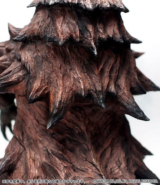 【更新官圖】《魔物獵人》15周年記念企劃「MH GSS 魔物獵人 巨大軟膠系列 老山龍(モンスターハンター ギガソフビ シリーズ ラオシャンロン)」