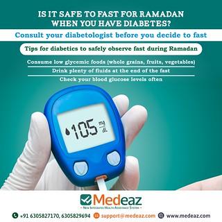 Diabetes-Ramadan Fast