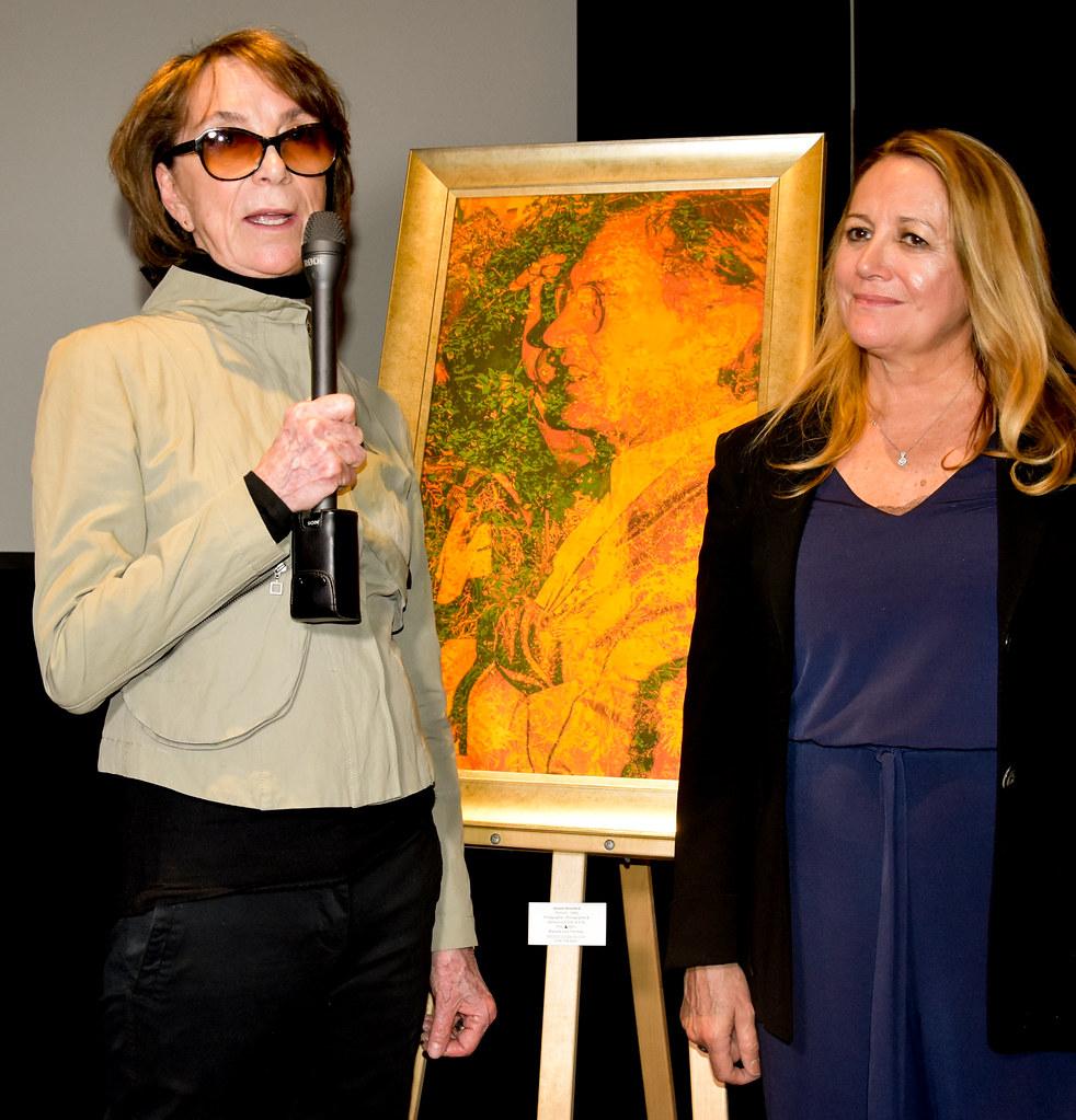 Vernissage 30 avril Deux femmes artistes en harmonie-31