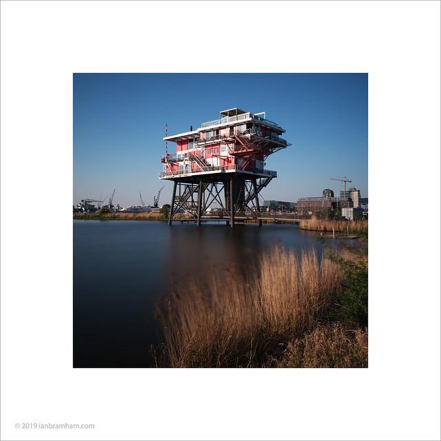 REM Island, Amsterdam