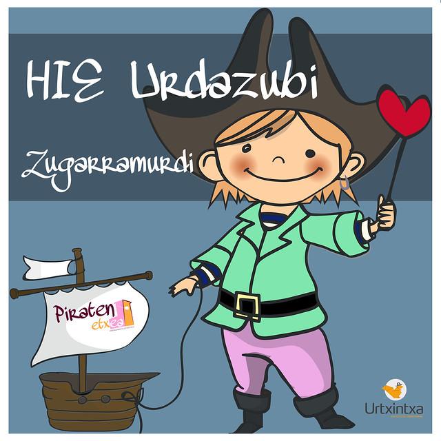 Pirata egonaldia- HIE Urdazubi 2019.05.28-2019.05.29
