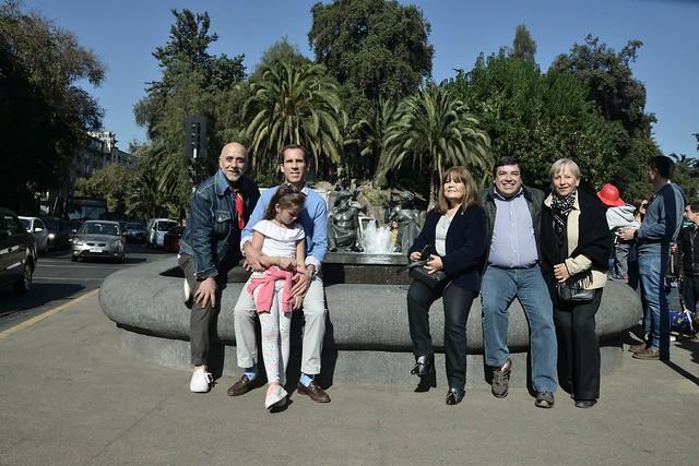 #EnTerreno : Turismo y Seguridad en sector Santa Lucía