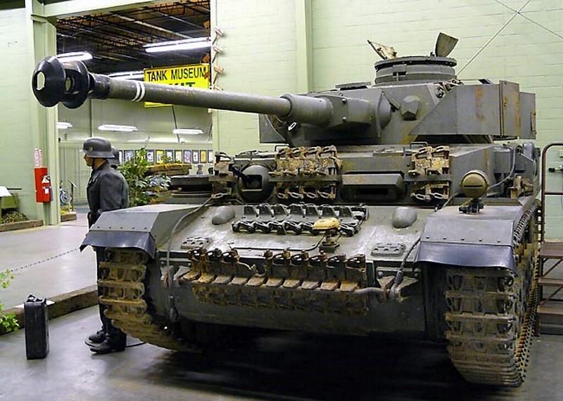 Panzer Mk IV Ausf H 00001