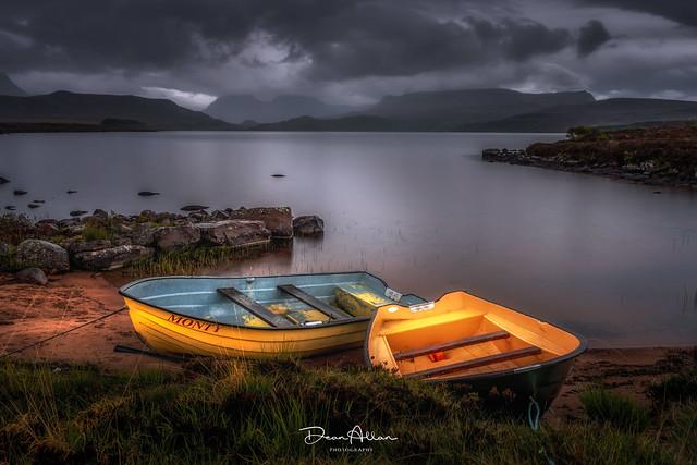 Loch-Osgaig-Boats
