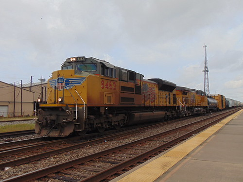 railroad unionpacific emd sd70ace beaumont texas mytrainpics puffyspics23