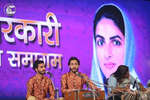 Devotional song by Sahil and Saathi from Haryana