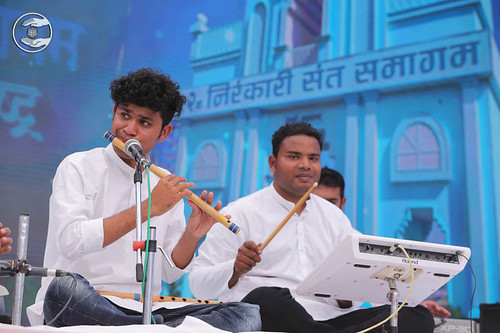 Devotional song by Renuka Sadar and Saathi from Aurangabad MH