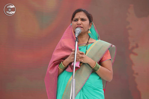 Vanita Kolekar from Masjid Bunder MH, expresses her views