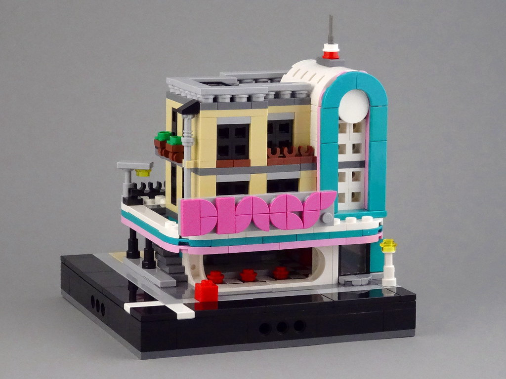 Mini Downtown Diner