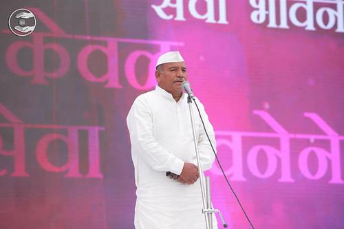Chand Bhai Tamboli from Mumbai MH, expresses his views