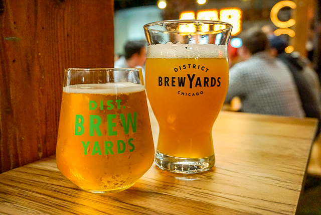 District Brew Yards