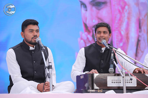 Devotional song by Manu and Saathi from Warsa MH